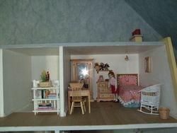 Charlotte's room.