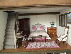 Grace and Peter's bedroom