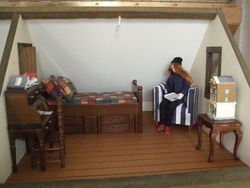 Roberta's bedroom