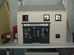 Patels' shop and post office