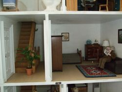 Tom Lewis's bedroom