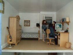 Gwenerys's bedroom
