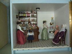 Interior of  Le Bonbon