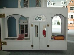 Inside of front