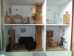 Interior of Fern Cottage