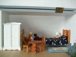 Nicholas's bedroom