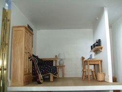 Graham's room