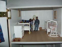 Victoria and Susan's bedroom