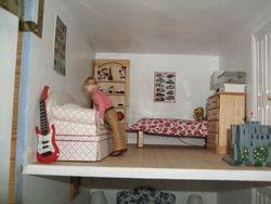 Kyle's bedroom