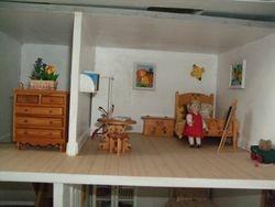 Daisy's bedroom