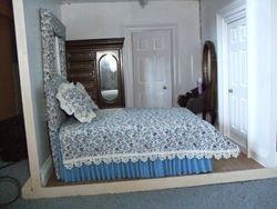 Granny flat bedroom and en-suite