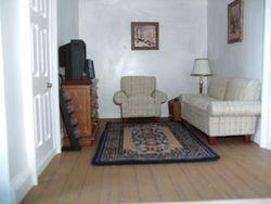 Granny flat sitting room