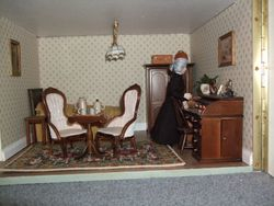 New photo of housekeeper's room