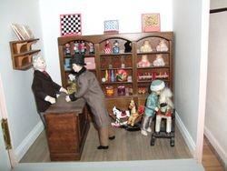 Trevor's Toys interior