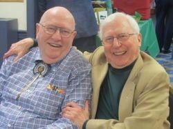 Bros. Ralph and Ian