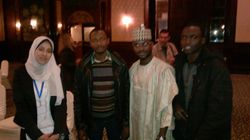 Nigerians in ICNBS Egypt 2012