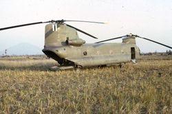 CH 47A Chinook