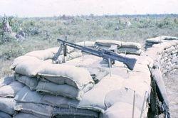 M-60 & M-16