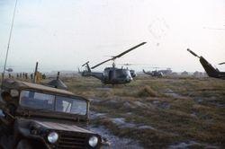 MRK-107 Radio Jeep and HU-1Ds