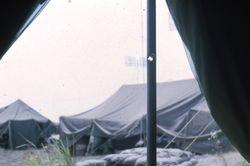 FACP Tent combat damage