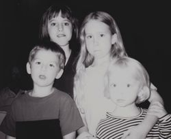 Bobby & Ali O'Donnell, Tess & Anna Raynovich