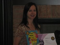 2015 Purple Dragonfly Award