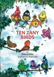 Book, Ten Zany Birds