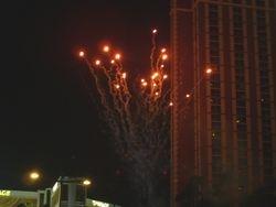Alright firework...