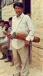 Musico con el Tempoka