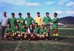 narrabundah soccer club 1969-70