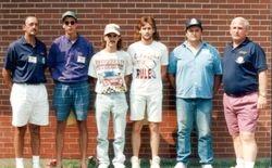 Ron -Ronnie Carr Jr.-Jim Ed Rainey-Alan Purdue-Dave (Handrail)Harris-George