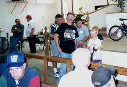 Charlie Elder (Foreground)-Mike Wise-(Background) Larry(Jughead) Edwards-Tommy Dalton