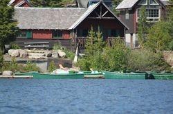 Rustic Ollalie Lodge
