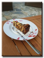 Snickers CheeseCake (My Favourite)