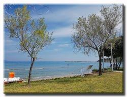 View of Alykanas beach