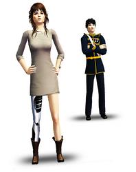 Cinder and Kai