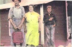 John, Anna (Snare), and Ralph Lynn