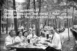 Lynn Picnic at Old Forge