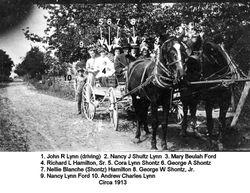 John Russell Lynn Family