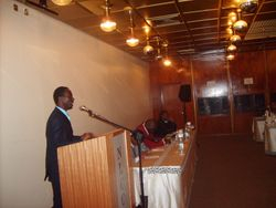 Pastor Mutsinze