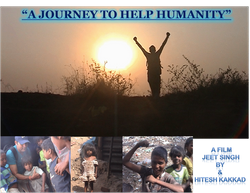 A Journey to Help Humanity