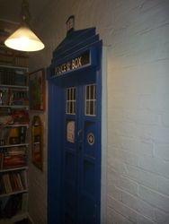 Angus's Bedroom Door
