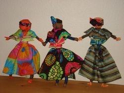 Prayer dolls