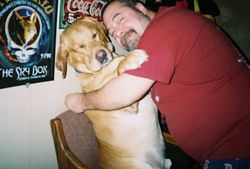 Bear & Dad
