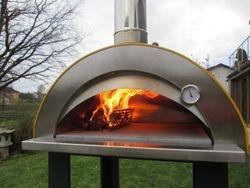 Italian Della Nonna Wood Fired Oven