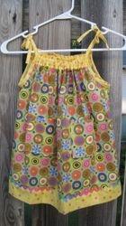 Pillowcase style dress