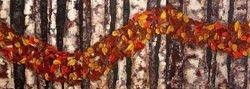 Autumn River Triptych