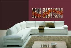 Autumn River Living Room Setting