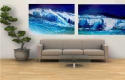 Waves Gone Wild Lobby Setting