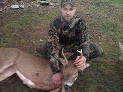 Matt's 2010 Bow Buck